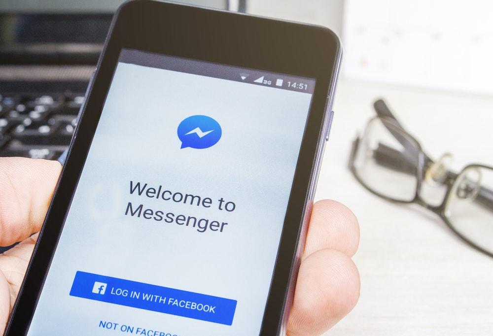 messenger ad display