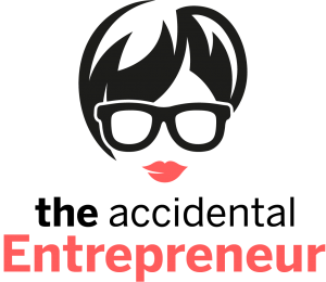 The Accidental Entrepreneur Logo